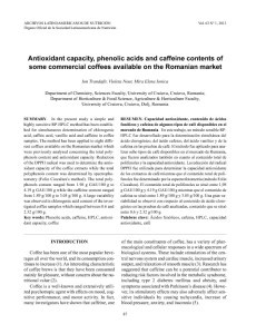 thumbnail-of-Antioxidant capacity, phenolic acids and caffeine contents of some commercial coffees available on the Romanian market