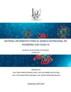 thumbnail of MATERIAL INFORMATIVO PARA EL MANEJO NUTRICIONAL DE PACIENTES CON COVID-19.docx (1)